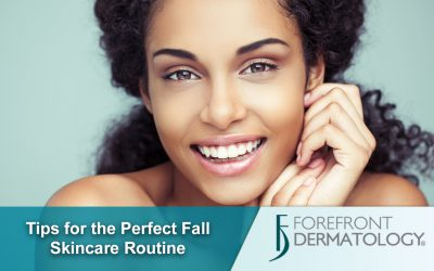 5 Tips for the Perfect Fall Skin Care Routine